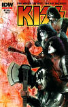 Cover Thumbnail for Kiss (2012 series) #1 [2nd Printing Cover by Nick Runge]