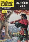 Cover for Illustrerade klassiker (Illustrerade klassiker, 1956 series) #8 [HBN 16] (1:a upplagan) - Vilhelm Tell