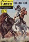 Cover for Illustrerade klassiker (Illustrerade klassiker, 1956 series) #15 [HBN 16] (1:a upplagan) - Buffalo Bill