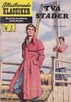 Cover for Illustrerade klassiker (Illustrerade klassiker, 1956 series) #30 [HBN 32] (1:a upplagan) - Två städer