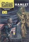 Cover for Illustrerade klassiker (Illustrerade klassiker, 1956 series) #4 [HBN 16] (1:a upplagan) - Hamlet