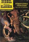 Cover for Illustrerade klassiker dubbelnummer (Illustrerade klassiker, 1958 series) #9