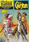 Cover for Illustrerade klassiker (Williams Förlags AB, 1965 series) #3 [HBN 165] (4:e upplagan) (Pellefant) - Kit Carson
