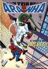 Cover for A Teia do Aranha (Editora Abril, 1989 series) #9