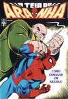 Cover for A Teia do Aranha (Editora Abril, 1989 series) #7