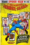 Cover for El Hombre Araña (Editora Cinco, 1974 ? series) #26