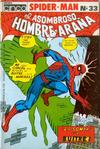 Cover for El Hombre Araña (Editora Cinco, 1974 ? series) #33