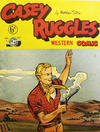 Cover for Casey Ruggles Western Comic (Donald F. Peters, 1951 series) #2