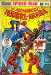 Cover for El Hombre Araña (Editora Cinco, 1974 ? series) #41