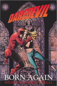 Cover Thumbnail for Daredevil: Born Again (Marvel, 1987 series)  [5th printing]