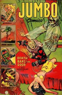 Cover Thumbnail for Jumbo Comics (Superior, 1951 series) #164