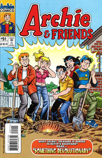Cover Thumbnail for Archie & Friends (Archie, 1992 series) #91