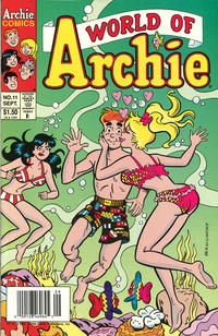 Cover Thumbnail for World of Archie (Archie, 1992 series) #11