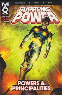 Cover Thumbnail for Supreme Power (Marvel, 2004 series) #2 - Powers & Principalities
