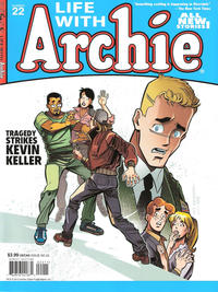Cover Thumbnail for Life with Archie (Archie, 2010 series) #22