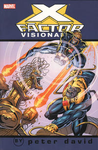 Cover Thumbnail for X-Factor Visionaries: Peter David (Marvel, 2005 series) #3