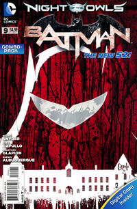 Cover Thumbnail for Batman (DC, 2011 series) #9 [Combo-Pack]
