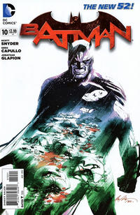 Cover Thumbnail for Batman (DC, 2011 series) #10 [Rafael Albuquerque Cover]