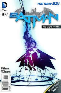 Cover Thumbnail for Batman (DC, 2011 series) #12 [Combo-Pack]