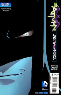 Cover Thumbnail for Batman (DC, 2011 series) #13 [Combo-Pack]