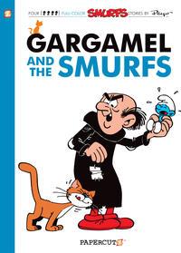 Cover Thumbnail for Smurfs Graphic Novel (NBM, 2010 series) #9 - Gargamel and the Smurfs