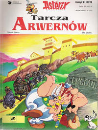 Cover Thumbnail for Asterix (Egmont Polska, 1990 series) #2(11)93 - Tarcza Arwernów