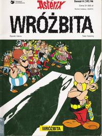 Cover Thumbnail for Asterix (Egmont Polska, 1990 series) #4(19)94 - Wróżbita