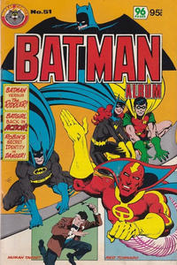 Cover Thumbnail for Batman Album (K. G. Murray, 1976 series) #51