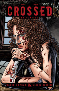 Cover Thumbnail for Crossed Badlands (Avatar Press, 2012 series) #22