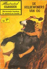 Cover Thumbnail for Illustrated Classics (Classics/Williams, 1956 series) #194 - De holbewoners van Og