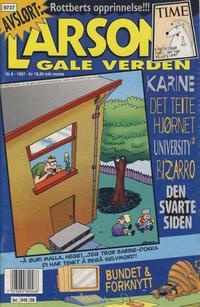 Cover Thumbnail for Larsons gale verden (Bladkompaniet, 1992 series) #8/1997