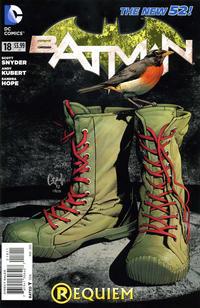 Cover Thumbnail for Batman (DC, 2011 series) #18