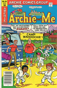 Cover Thumbnail for Archie and Me (Archie, 1964 series) #129