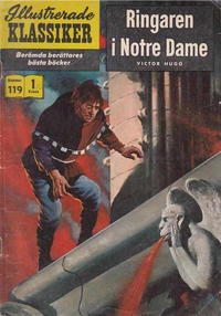 Cover Thumbnail for Illustrerade klassiker (Illustrerade klassiker, 1956 series) #119 - Ringaren i Notre Dame