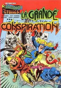 Cover Thumbnail for L'Escadron des Etoiles (Arédit-Artima, 1982 series) #4