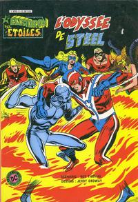 Cover Thumbnail for L'Escadron des Etoiles (Arédit-Artima, 1982 series) #5