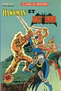 Cover Thumbnail for Les Géants des Super-Héros (Arédit-Artima, 1981 series) #3
