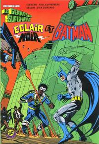 Cover Thumbnail for Les Géants des Super-Héros (Arédit-Artima, 1981 series) #7
