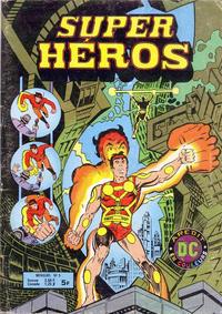 Cover Thumbnail for Super Héros (Arédit-Artima, 1979 series) #5