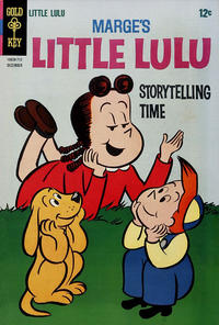 Cover Thumbnail for Marge's Little Lulu (Western, 1962 series) #186