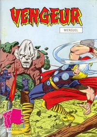 Cover Thumbnail for Vengeur (Arédit-Artima, 1985 series) #17