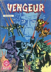 Cover Thumbnail for Vengeur (Arédit-Artima, 1985 series) #18