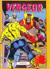 Cover Thumbnail for Vengeur (Arédit-Artima, 1985 series) #8