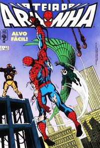 Cover Thumbnail for A Teia do Aranha (Editora Abril, 1989 series) #38