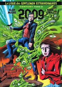 Cover Thumbnail for La Ligue des gentlemen extraordinaires - Century (Delcourt, 2010 series) #3 - 2009