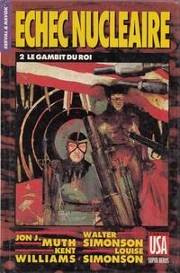 Cover Thumbnail for Super Heros (Comics USA, 1988 series) #35