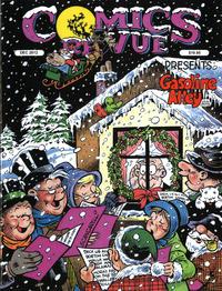 Cover Thumbnail for Comics Revue (Manuscript Press, 1985 series) #319-320