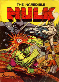 Cover Thumbnail for The Incredible Hulk (Editions Héritage, 1978 series)