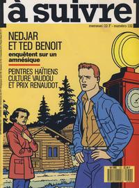 Cover Thumbnail for (À Suivre) (Casterman, 1977 series) #132