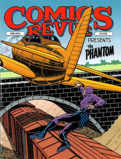 Cover for Comics Revue (Manuscript Press, 1985 series) #321-322